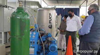 Alcalde de Santa Anita dona su sueldo a colecta que implementará planta de oxígeno - ElPopular.pe