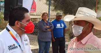 Promueve Javo Torres propuestas en Santa Anita - NTR Zacatecas .com