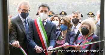 La ministra Bonetti inaugura il centro antiviolenza di Ercolano - Cronache della Campania