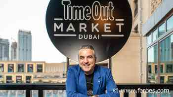 Why Time Out's Julio Bruno Believes Leisure And Travel Can Rise Again - Forbes