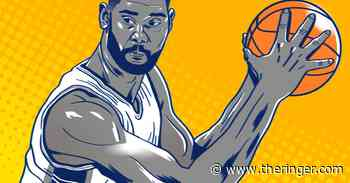 How Tim Duncan Turned the Bank Shot Into His Signature Move - The Ringer