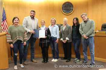 Mayor issues two proclamations, requests Second Amendment Sanctuary status for Duncan; City Council approves status 5-0 - Duncan Banner