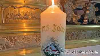 Bläser- und Glockenklänge mit Kerzenschein - besonderes Trachtler-Gedenken