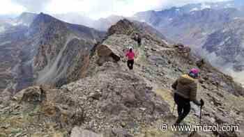 Cerro Punta Negra: la Cámara de Turismo del Valle de Uco se opone al proyecto - MDZ Online