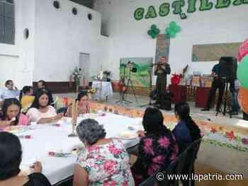 Le pusieron ritmo al Día de Madres en Castilla (Pácora) - La Patria.com