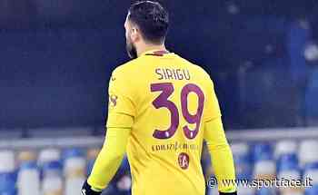 """Torino-Milan, SIRIGU furioso dopo il sesto gol: """"Vi divertite a fare queste figure?"""" - Sportface.it"""