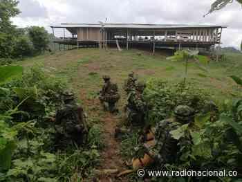 Inician labores de desminado militar en zona rural de Alto Baudó - http://www.radionacional.co/