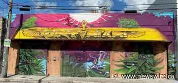 "Activist/Ganjapreneur Ed ""NJWeedman"" Forchion Promotes ""Puff & Paint"" Cannabis Creativity"