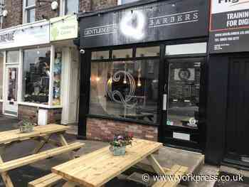 Q Gentlemens Barbers in Bishopthorpe Road shut down by council after breaking Covid rules