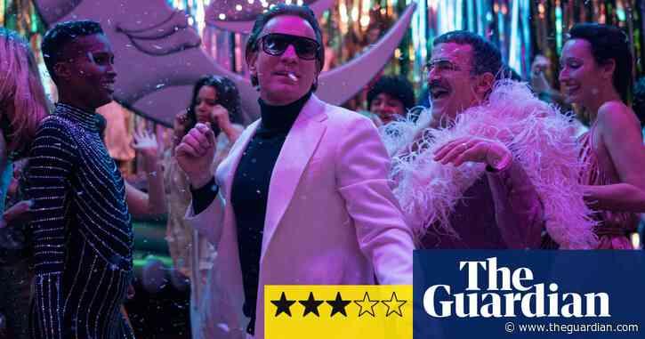 Halston review – sex, cocaine and Ewan McGregor