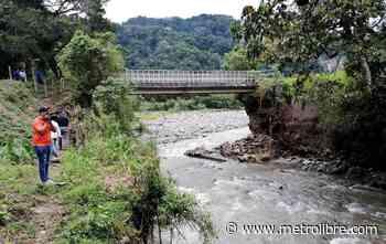 Ordenan el cierre del puente sobre el río Chiriquí Viejo para seguridad de sus usuarios - Metro Libre
