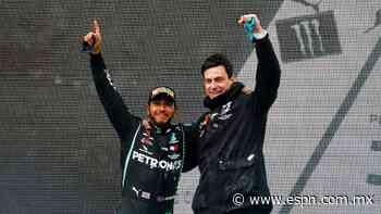 Por qué Mercedes es tan poderoso en la Formula 1 - ESPN