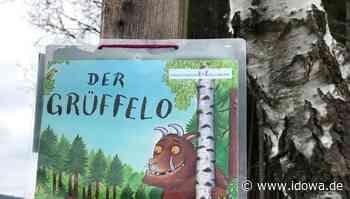 Rundweg für Kinder - Das Ungeheuer in Kollnburg - idowa