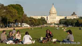 US-Präsident Biden - Washington soll 51. Bundesstaat werden - BILD