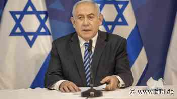 """Israels Ministerpräsident Netanjahu: """"Es wird heute nicht vorbei sein"""" - BILD"""