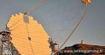 Avec ses arches de télescope, Lorima surfe sur un projet porteur - Le Télégramme