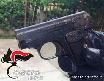 Nova Milanese, asserragliato in casa spara colpi di pistola - Monza in Diretta - Monza in Diretta