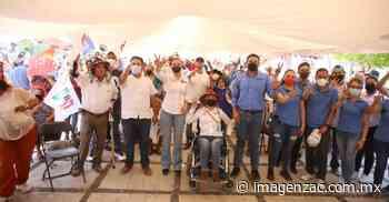 """Elecciones Zacatecas 2021: Miguel Varela rehabilitará Mercado """"Morelos"""" en Jalpa - Imagen de Zacatecas, el periódico de los zacatecanos"""