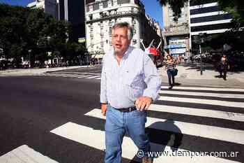 El fiscal Carlos Stornelli fue internado con coronavirus - Tiempo Argentino