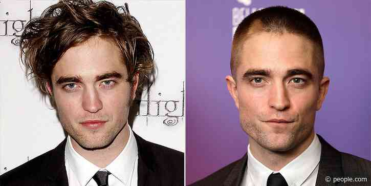 35 Photos of Robert Pattinson's Hair in Honor of His 35th Birthday - PEOPLE