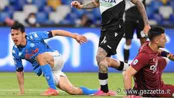 La metamorfosi di Lozano: rinato coi rimproveri di Gattuso. E il Napoli se lo coccola