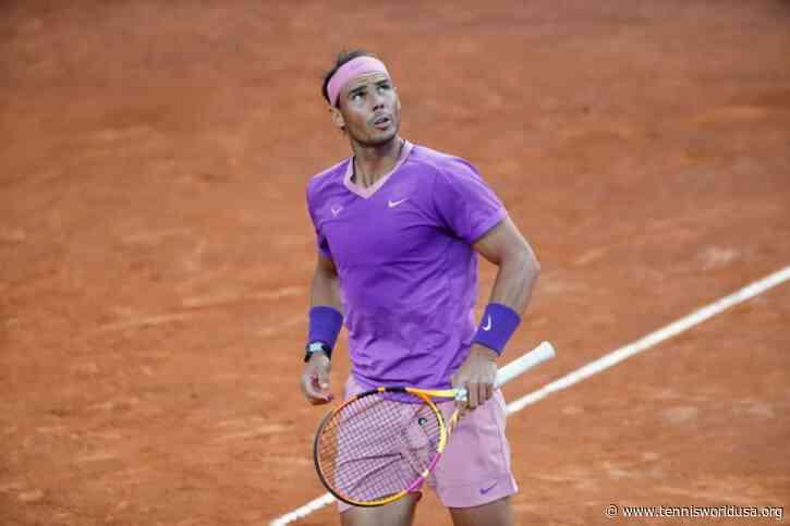 'After Rafael Nadal defeat, I will not sleep well,' admits Jannik Sinner