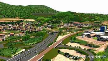 Wehr: Neuer Trassenvorschlag für die A98 bei Wehr - SÜDKURIER Online