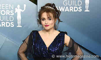 Helena Bonham Carter makes incredibly rare appearance with son Billy - HELLO!