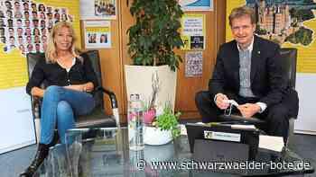 Dialog im Zollernalbkreis - Pandemiebeauftragte der Stadt Tübingen zu Gast - Schwarzwälder Bote