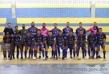 Itaporanga estreia empatando em 3 a 3 com o ASEC de Caruaru pela Copa do Brasil de Futsal - globoesporte.com