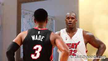 NBA news: Dwyane Wade, Shaq have 'surprising' pick for East dark horse - ClutchPoints