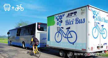 Torna il BiciBus sulla tratta Cormons-Gorizia-Grado. La libertà delle due ruote e il servizio del bus - Giro FVG