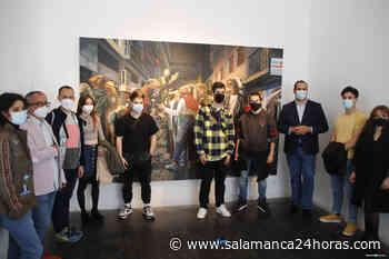 La Salina y el DA2 acogen las exposiciones de los XXIV Premios San Marcos de Bellas Artes - Salamanca 24 Horas