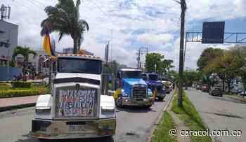 Terminaron los 16 días del paro en Planadas, Tolima - Caracol Radio