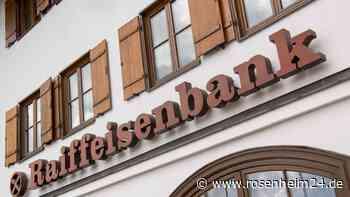 Versuchter Raub in der Raiffeisenbank Bad Aibling