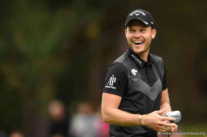 "Danny Willett: ""I have real good ball control"""