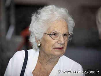 Omaggio a Liliana Segre, martedì al teatro Astoria di Fiorano Modenese a cura del Circolo Artemisia - sassuolo2000.it - SASSUOLO NOTIZIE - SASSUOLO 2000