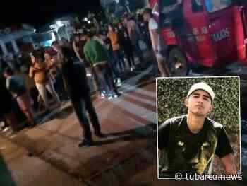 En Samaniego asesinaron a un joven e hirieron a dos más - TuBarco