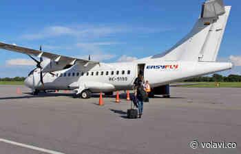 EasyFly inicia vuelos a Guapi y Villavicencio desde Cali - volavi - volar · viajar · vivir