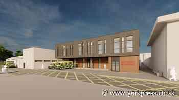 Work to get underway on £15 million York Hospital extension