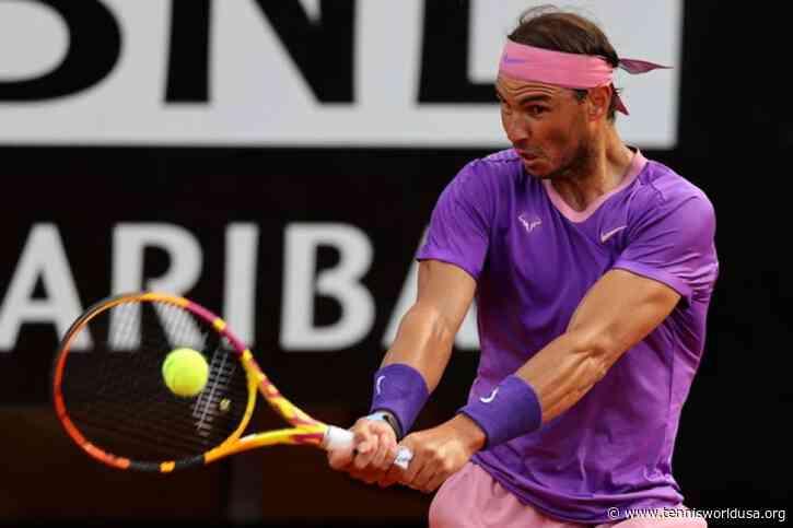 ATP Rome: Rafael Nadal downs Alexander Zverev to serve Madrid revenge