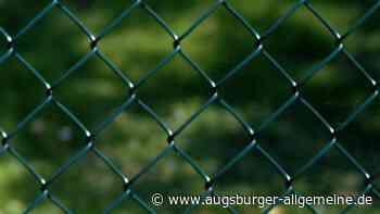Unbekannte beschädigen Gartenzaun am Kindergarten - Augsburger Allgemeine