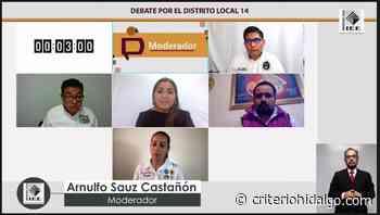 Aumentan ilícitos en la región Tula: candidatos - Criterio Hidalgo