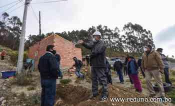 Arias inspecciona Cerro Pucara y declara una lucha contra los loteadores - Red Uno