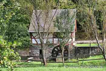 Wassermühle im Freilichtmuseum Bad Sobernheim - Bad Sobernheim - myheimat.de