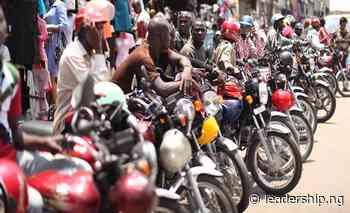 Akwa Ibom Bans Motorcycles In Ikot Ekpene Senatorial District - LEADERSHIP NEWS