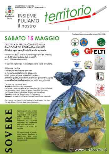 SOVERE – Sabato 15 maggio appuntamento con la giornata ecologica - Araberara