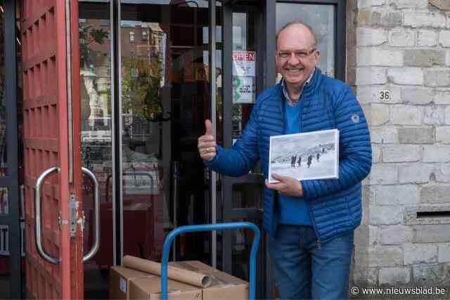 Foto-en gedichtenboek met cd zijn een feit