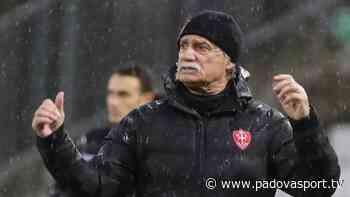 """Triestina-Virtus Verona, Pillon: """"Non sottovalutiamo la loro situazione, noi con il Padova abbiamo vinto con 14 giocatori"""" - Padova Sport"""