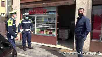 Controlli della polizia nei negozi del quartiere Stadio, una sola multa elevata - VeronaSera